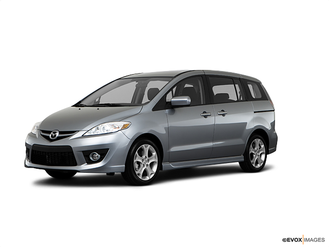 2010 Mazda5 Vehicle Photo in Joliet, IL 60435