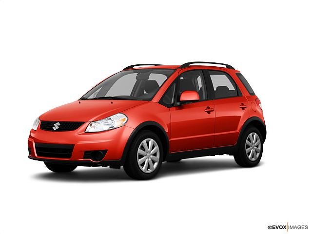 2010 Suzuki SX4 Vehicle Photo in Moon Township, PA 15108