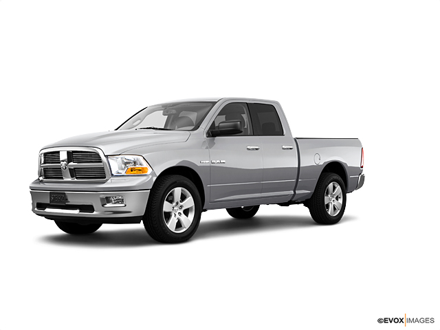 2010 Dodge Ram 1500 Vehicle Photo in Casper, WY 82609
