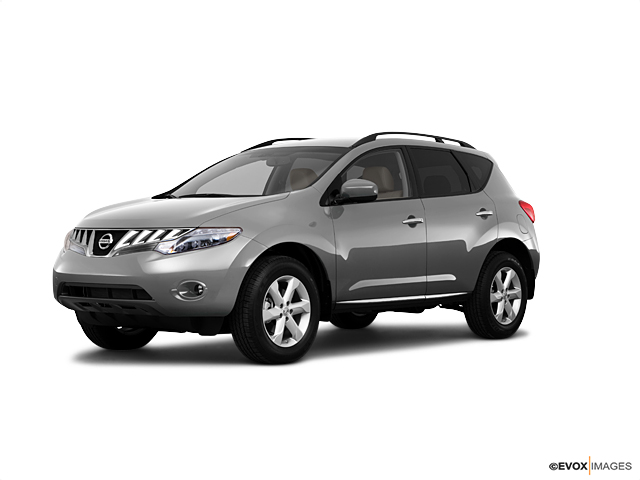 2010 Nissan Murano Vehicle Photo in Merriam, KS 66202