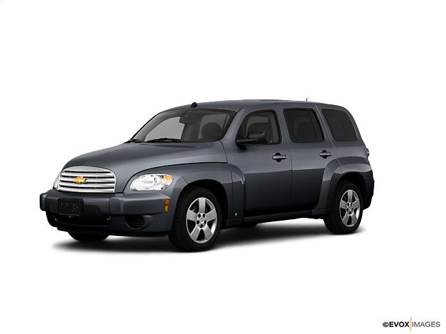 Used 2010 Cyber Gray Metallic Chevrolet Hhr Fwd 4dr Lt W 1lt