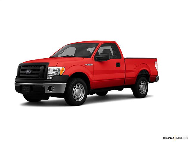 2010 Ford F-150 Vehicle Photo in Decatur, IL 62526