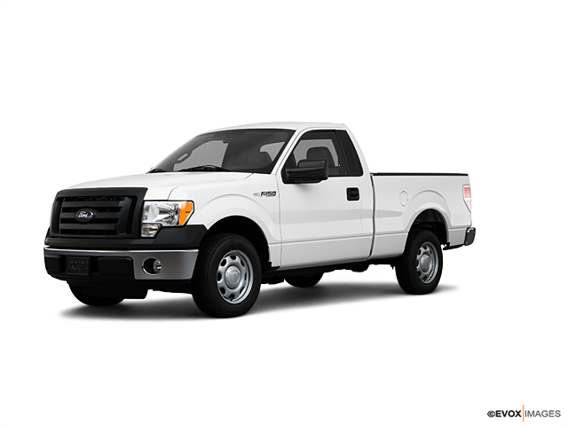 2010 Ford F-150 Vehicle Photo in Austin, TX 78759