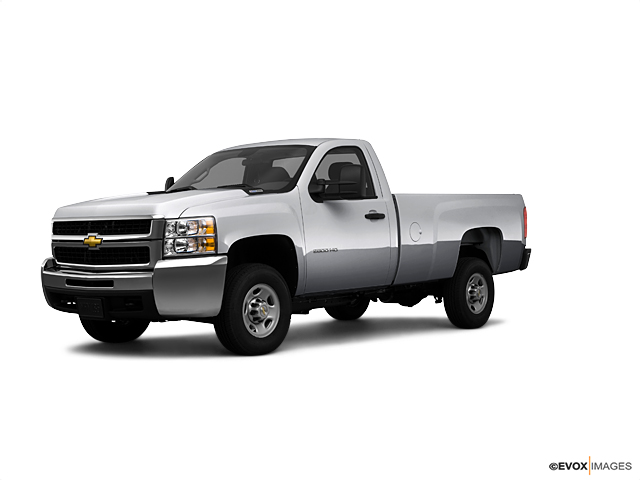 2010 Chevrolet Silverado 2500HD Vehicle Photo in Vincennes, IN 47591