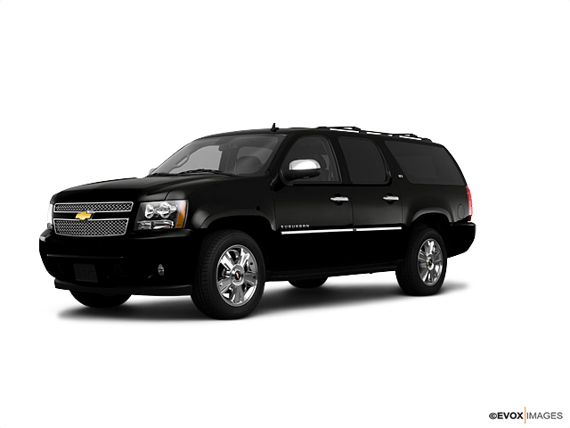 2010 Chevrolet Suburban Vehicle Photo in Spokane, WA 99207