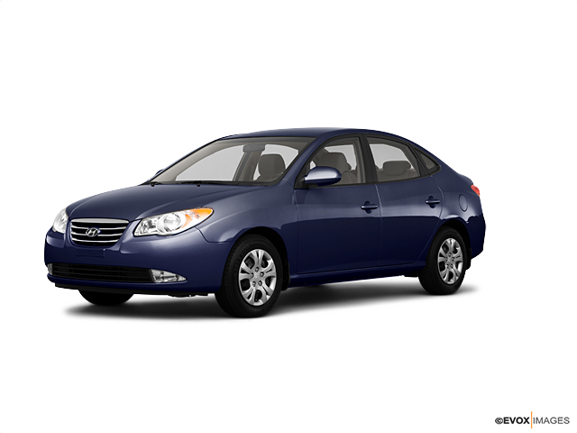 2010 Hyundai Elantra Vehicle Photo in Casper, WY 82609