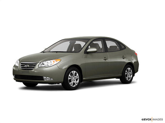 2010 Hyundai Elantra Vehicle Photo in Richmond, VA 23231