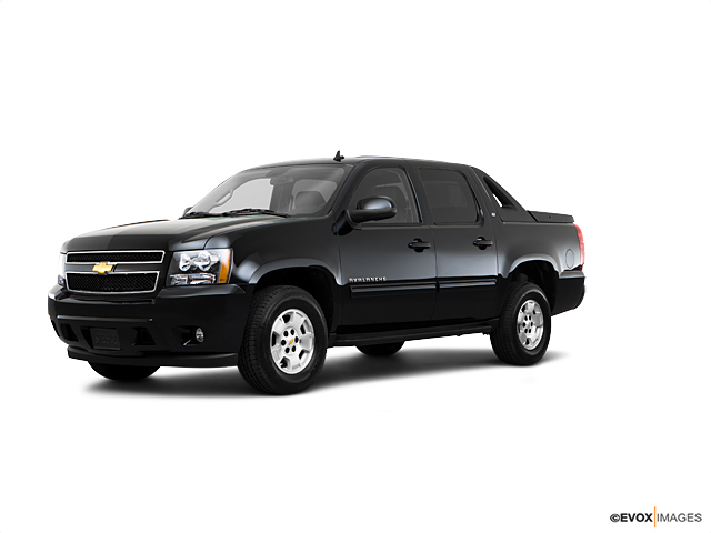 2010 Chevrolet Avalanche Vehicle Photo in Midland, TX 79703