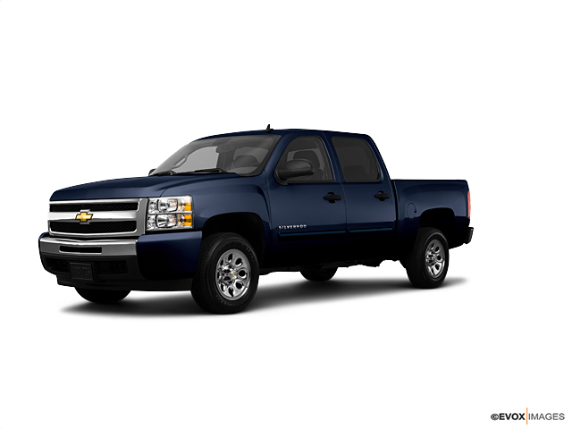 2010 Chevrolet Silverado 1500 Vehicle Photo in Puyallup, WA 98371