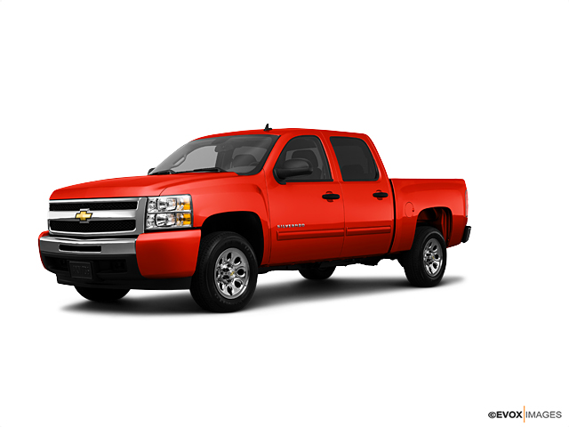 2010 Chevrolet Silverado 1500 Vehicle Photo in Vincennes, IN 47591