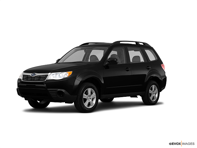 2010 Subaru Forester Vehicle Photo in Chapel Hill, NC 27514