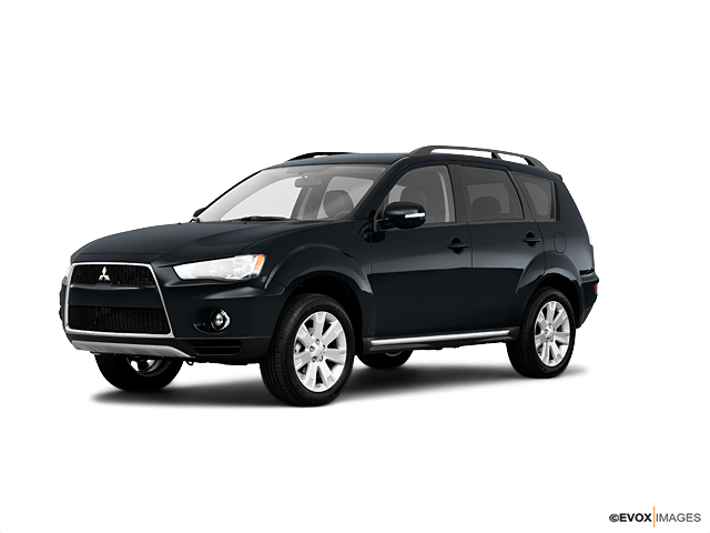 2010 Mitsubishi Outlander Vehicle Photo in Gaffney, SC 29341