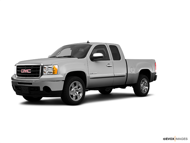 2010 GMC Sierra 1500 Vehicle Photo in Akron, OH 44320