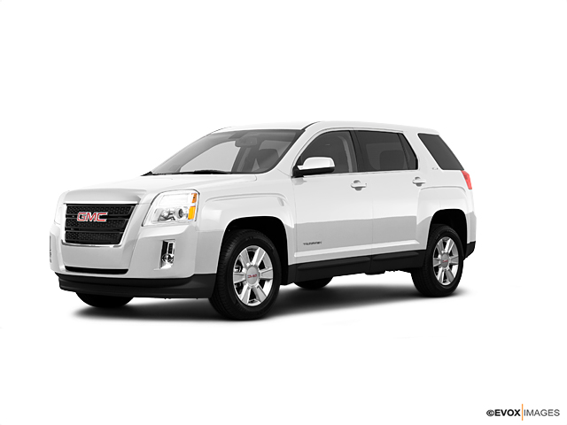 2010 GMC Terrain Vehicle Photo in Saginaw, MI 48609
