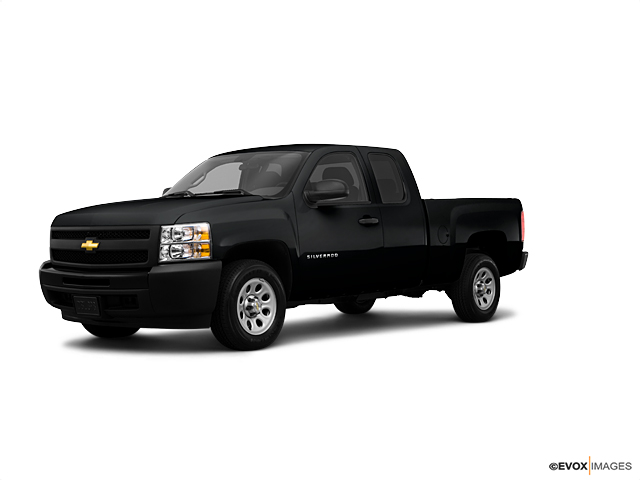 2010 Chevrolet Silverado 1500 Vehicle Photo in Willoughby Hills, OH 44092
