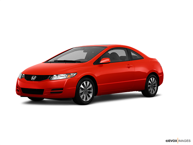 2010 Honda Civic Coupe Vehicle Photo in Joliet, IL 60435