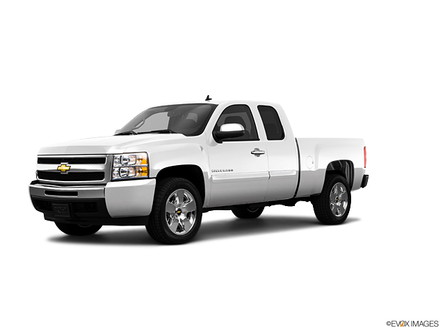 2010 Chevrolet Silverado 1500 Vehicle Photo in Akron, OH 44320