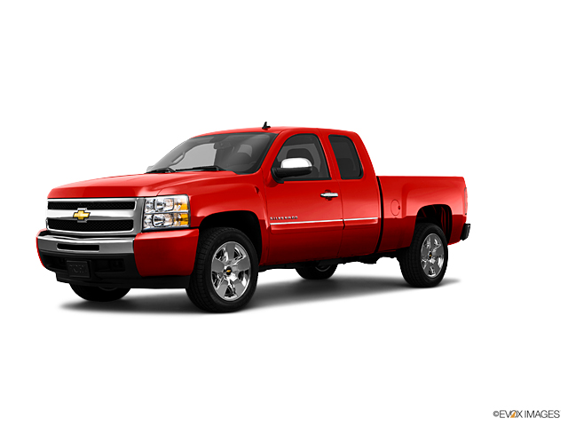 2010 Chevrolet Silverado 1500 Vehicle Photo in Danville, KY 40422