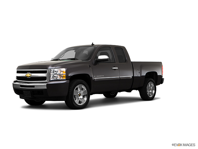 2010 Chevrolet Silverado 1500 Vehicle Photo in Colorado Springs, CO 80905