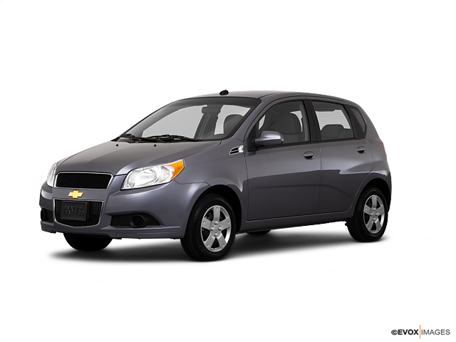 Used 2010 Chevrolet Aveo 5 Door Lt 1lt For Sale In