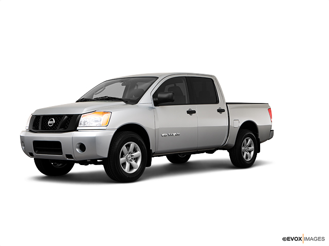 2010 Nissan Titan Vehicle Photo in Anchorage, AK 99515