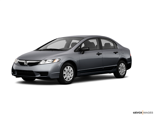 2010 Honda Civic Sedan Vehicle Photo in Houston, TX 77546