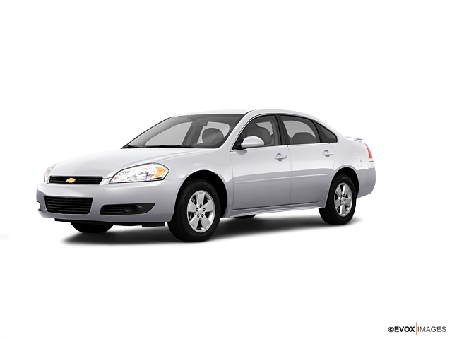 2010 Chevrolet Impala Vehicle Photo in Reese, MI 48757