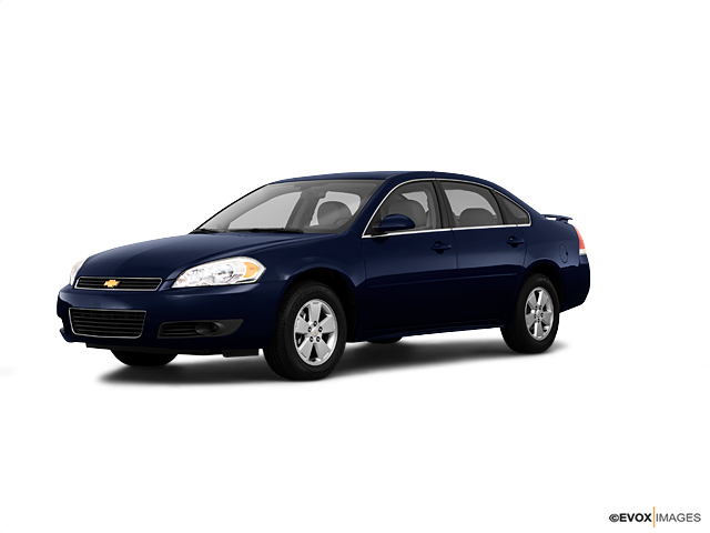 2010 Chevrolet Impala Vehicle Photo in Freeland, MI 48623