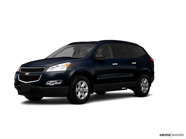 2010 Chevrolet Traverse Vehicle Photo in Moon Township, PA 15108