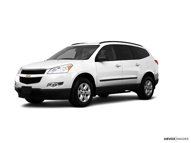 2010 Chevrolet Traverse Vehicle Photo in Danville, KY 40422