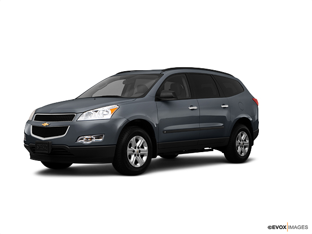 2010 Chevrolet Traverse Vehicle Photo in Brodhead, WI 53520