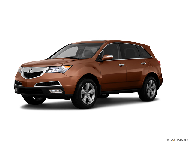 2010 Acura MDX Vehicle Photo in Trevose, PA 19053