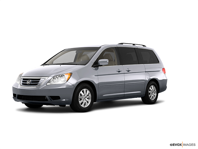 2010 Honda Odyssey Vehicle Photo in Edinburg, TX 78542