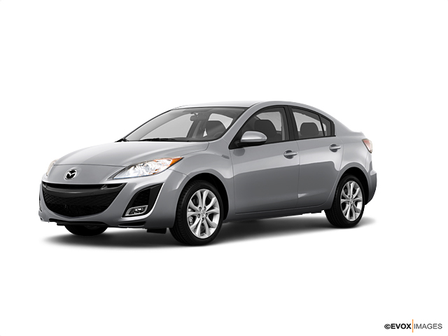 2010 Mazda3 Vehicle Photo in Joliet, IL 60435