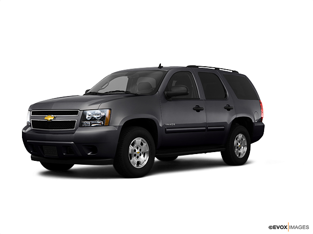 2010 Chevrolet Tahoe Vehicle Photo in Spokane, WA 99207