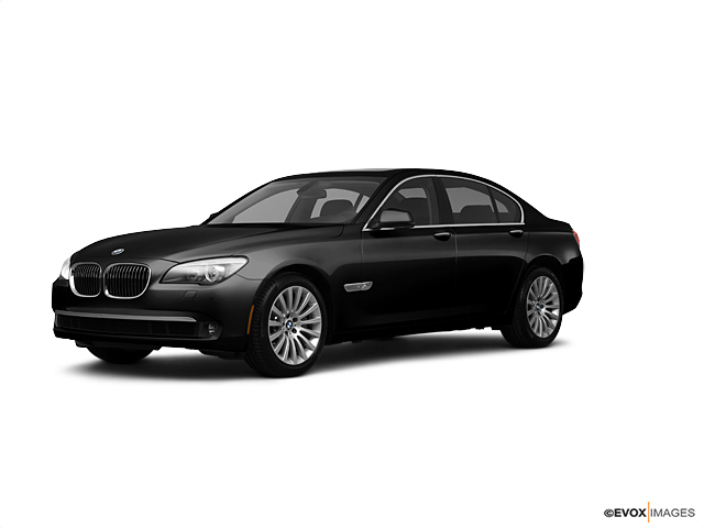 2011 BMW 750Li xDrive Vehicle Photo in Joliet, IL 60435