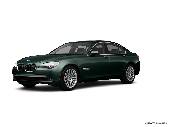 2011 BMW 750i Vehicle Photo in Austin, TX 78759