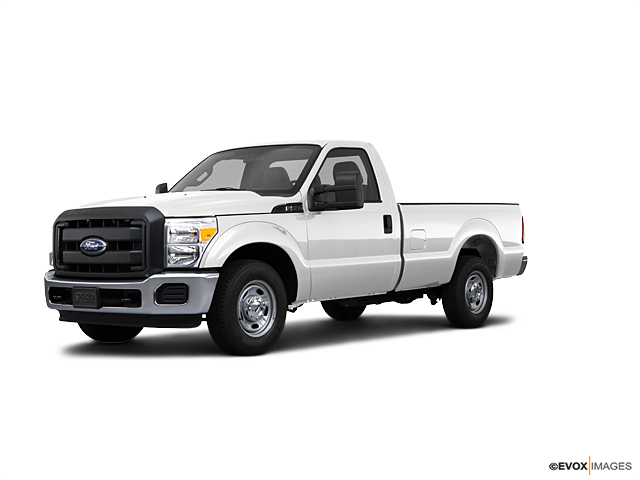 2011 Ford Super Duty F-250 SRW Vehicle Photo in Medina, OH 44256