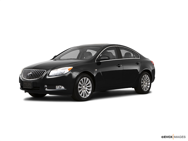 2011 Buick Regal Vehicle Photo in Trevose, PA 19053-4984