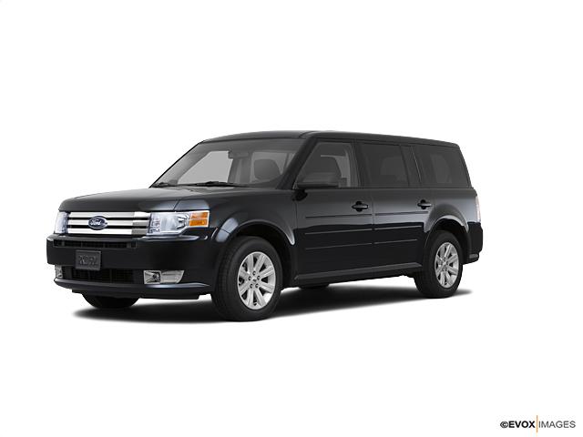 2011 Ford Flex Vehicle Photo in Saginaw, MI 48609