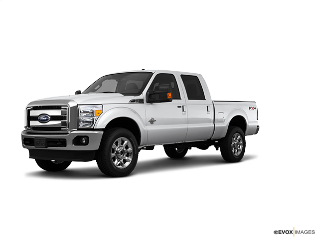 2011 Ford Super Duty F-350 SRW Vehicle Photo in Colorado Springs, CO 80920