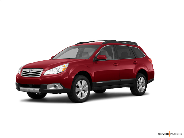 2011 Subaru Outback Vehicle Photo in Beaufort, SC 29906