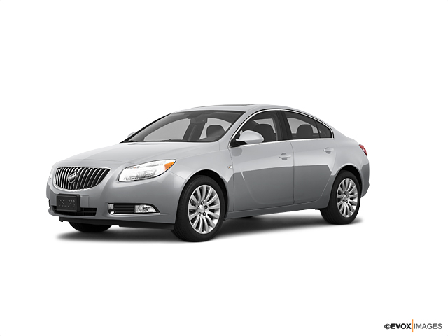 2011 Buick Regal Vehicle Photo in Kansas City, MO 64118