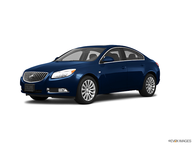 2011 Buick Regal Vehicle Photo in Gardner, MA 01440