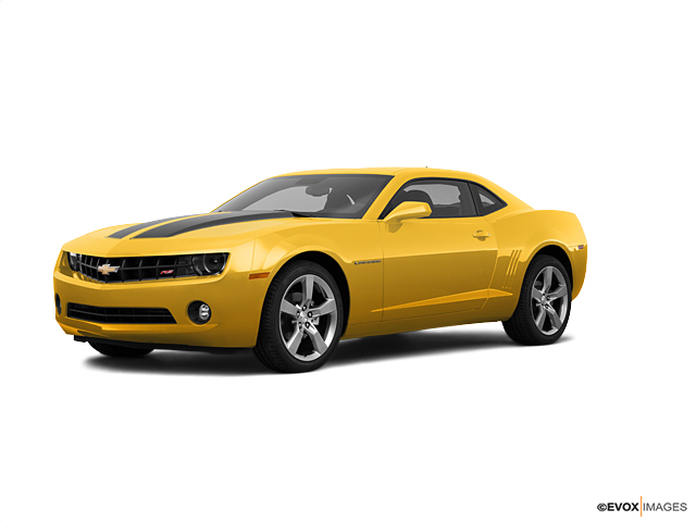 2011 Chevrolet Camaro Vehicle Photo in Plainfield, IL 60586-5132