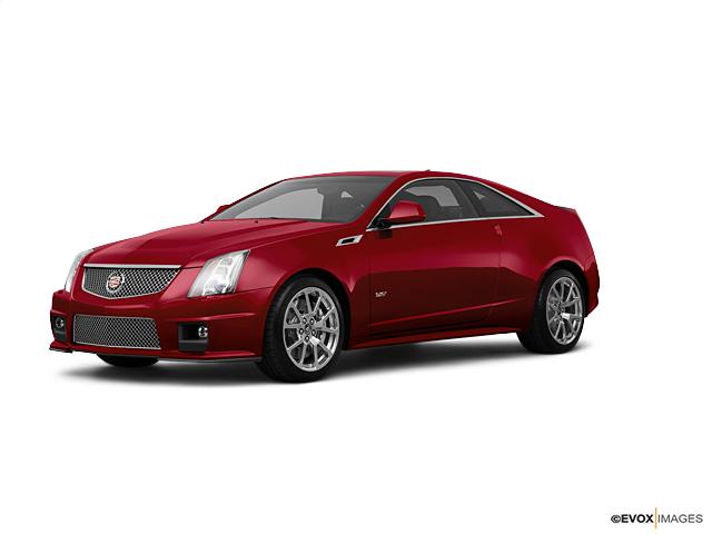 2011 Cadillac CTS-V Coupe Vehicle Photo in Rosenberg, TX 77471