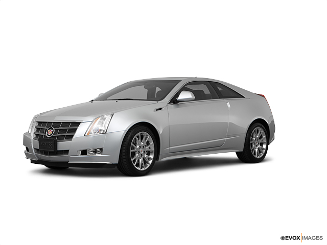 2011 Cadillac CTS Coupe Vehicle Photo in San Angelo, TX 76903