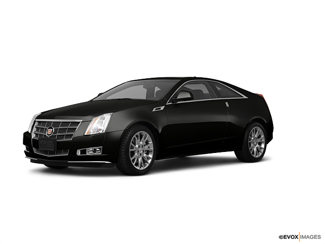 2011 Cadillac CTS Coupe Vehicle Photo in Madison, WI 53713
