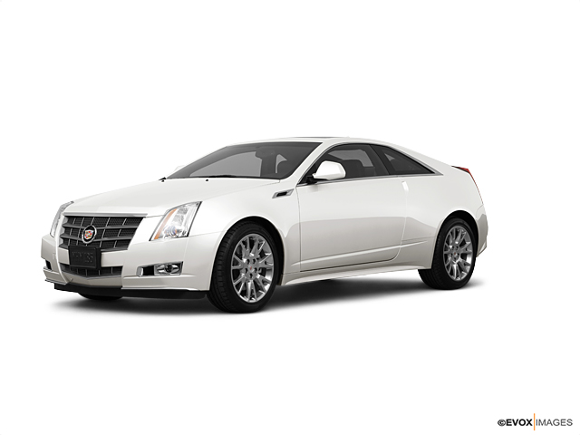 2011 Cadillac CTS Coupe Vehicle Photo in Quakertown, PA 18951