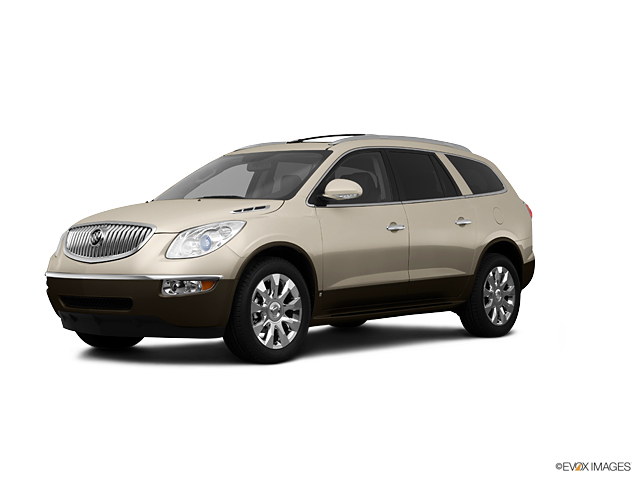 2011 Buick Enclave Vehicle Photo in Spokane, WA 99207
